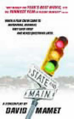 State and Main by David Mamet image