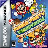 Mario Party Advance for Game Boy Advance