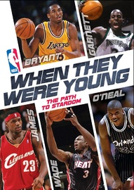 NBA - When They Were Young on DVD