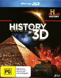 History In 3D DVD