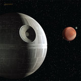Star Wars: X-Wing - Death Star Assault Playmat