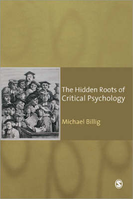 The Hidden Roots of Critical Psychology by Michael Billig image