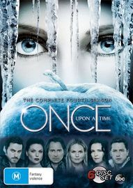 Once Upon A Time - The Complete Fourth Season on DVD