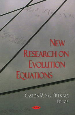 New Research on Evolution Equations image