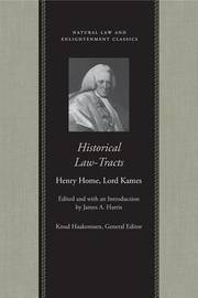 Historical Law, Tracts by Henry Home