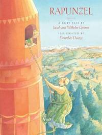 Rapunzel by Jacob Grimm image