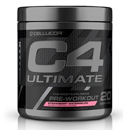 C4 Ultimate Pre-Workout - Strawberry Watermellon (20 Serves) image
