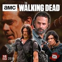The Walking Dead 2019 Wall Calendar by Sellers Publishing