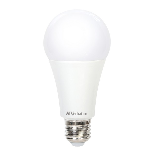 Verbatim LED Classic A 15W 1600lm 4000K Cool White E27 Screw Dimmable