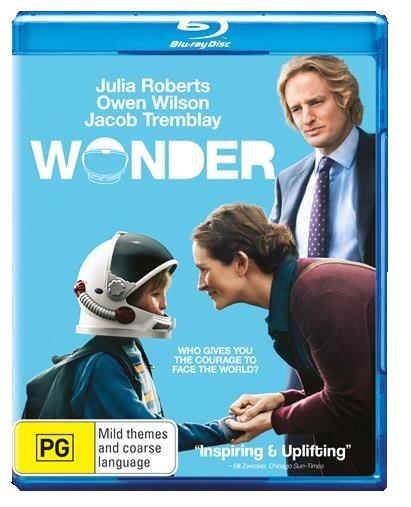 Wonder on Blu-ray