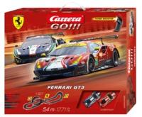 Carrera: Go!!! - Ferrari GT3 Slot Car Set