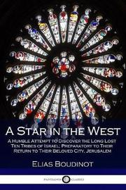 A Star in the West by Elias Boudinot