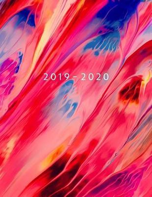 2019 - 2020 by Golden Hour Planner