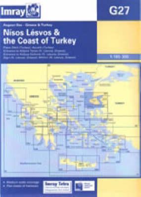 Lesvos and Turkey: 2006 by Imray image