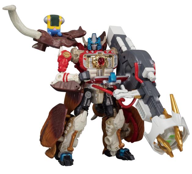 Transformers Beast Wars: Big Convoy - Matrix Buster