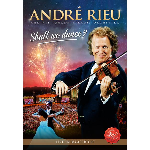 Shall We Dance? on DVD