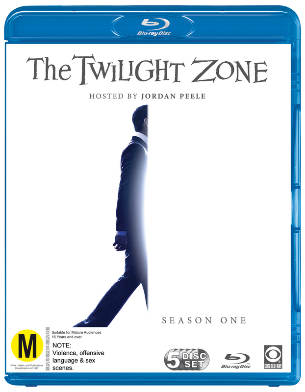 The Twilight Zone - The Complete First Season on Blu-ray