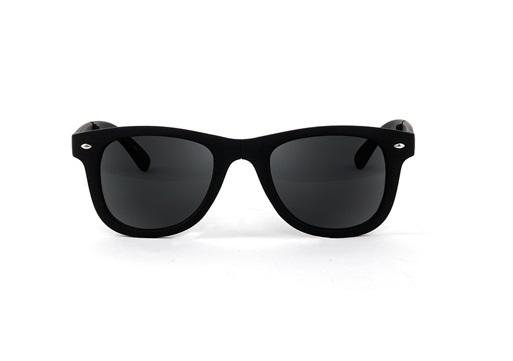 Jetsetter: Foldable Sunglasses - Black