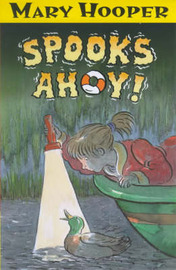 Spooks Ahoy! by Mary Hooper image