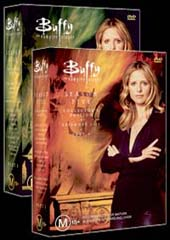 Buffy The Vampire Slayer Season 5 Vol 1 Collection on DVD