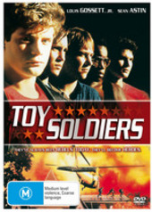 Toy Soldiers on DVD