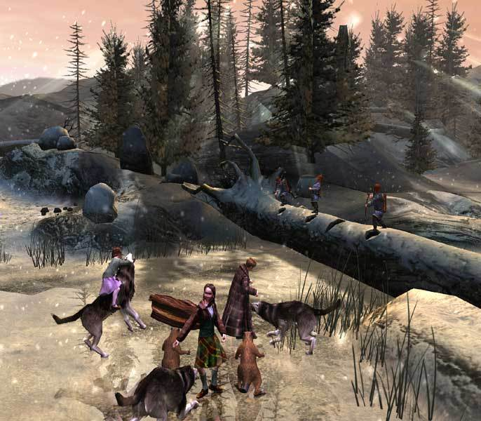 The Chronicles of Narnia: The Lion, The Witch and The Wardrobe for PC Games image
