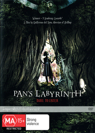 Pan's Labyrinth on DVD