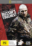 Vinnie Jones: Russia's Toughest - National Geographic on DVD