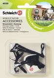 Schleich: Dressage Saddle + Bridle