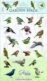Garden Birds by Caz Buckingham
