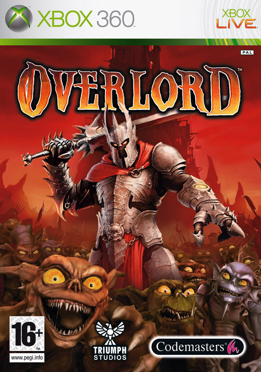 Overlord for Xbox 360 image