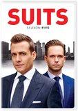 Suits - Season Five DVD