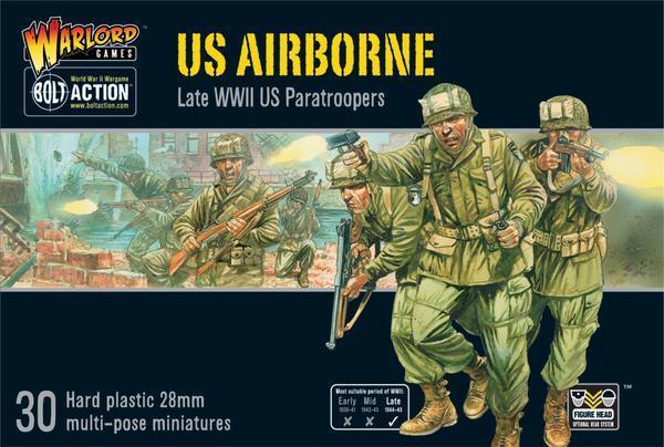 US Airborne Boxed Set