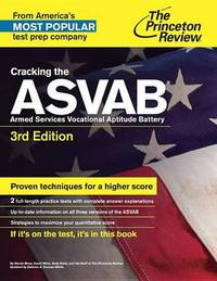 Cracking The Asvab, 3Rd Edition by Princeton Review image