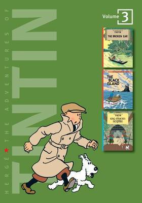 The Adventures of Tintin: Volume 3 by Herge