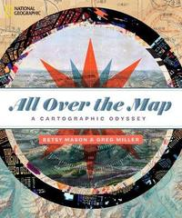All Over the Map by Betsy Mason