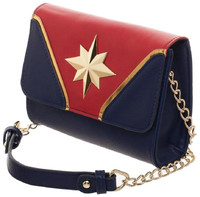 Marvel: Captain Marvel - Crossbody Handbag