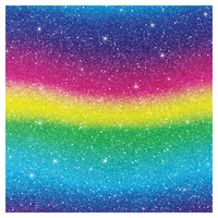 SKINZ: Twinklz Book Coverings - Rainbow