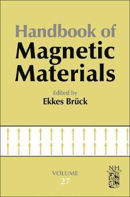 Handbook of Magnetic Materials: Volume 27