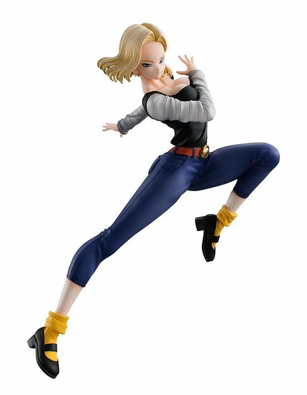 Dragon Ball: Android No.18 Ver.IV - PVC Figure