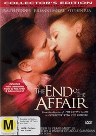 End Of The Affair, The - Collector's Edition on DVD image