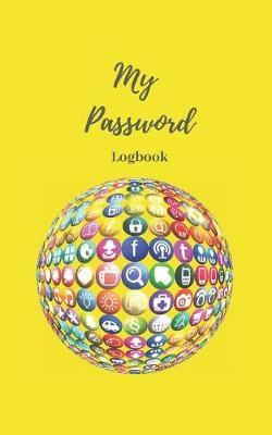 My Password Logbook by Sheila Smith