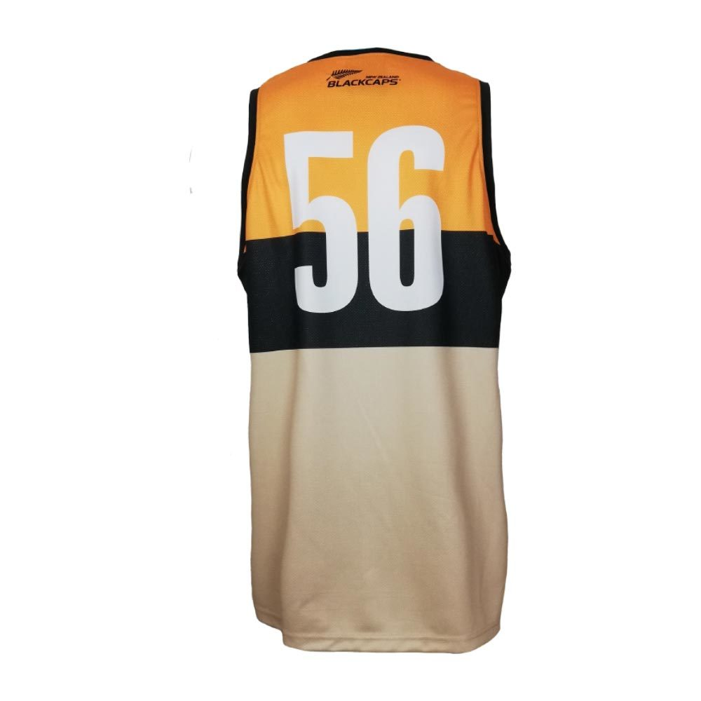 Blackcaps Supporters Singlet (Large) image