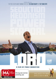 Loro on DVD image