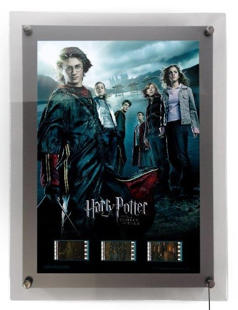 FilmCells: Harry Potter (Goblet of Fire) - Acrylic LightCell