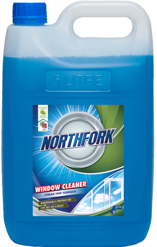 Northfork GECA Window and Glass Cleaner 5L