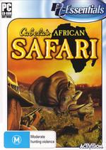 Cabela's African Safari (Essential) for PC Games