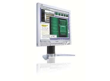 Philips 170B7CS Silver LCD TFT Flat Panel