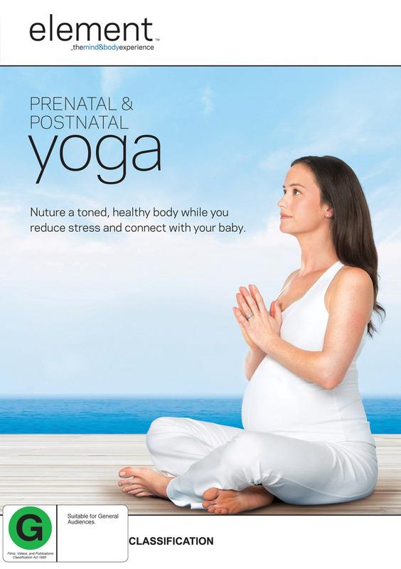 Element: Prenatal & Postnatal Yoga on DVD