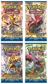 Pokemon TCG BREAKpoint Booster